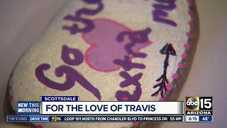 For The Love of Travis: Teen's suicide prompts research, prevention effort - Video