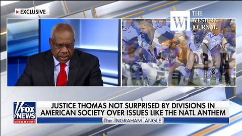 Clarence Thomas Gives Rare Interview, Warns America: 'What Do We All Have in Common Anymore?'