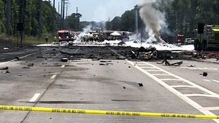 Air Force Orders A Safety Review After Deadly Crashes - Video