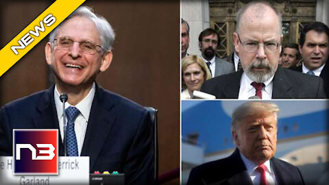 Biden AG Nominee's Response to John Durham Question Reveals EXACTLY What We Feared The Most