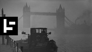 London's Deadly Acid Smog Crisis of 1952 - Video