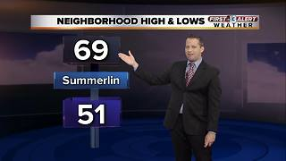 13 First Alert Weather for Oct. 21 - Video