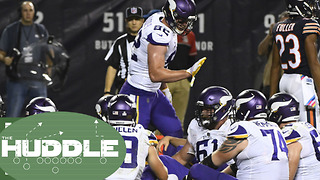 Best NFL Touchdown Celebrations So Far This Season - The Huddle - Video