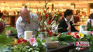 Florists to compete in Extreme Floral Challenge - Video