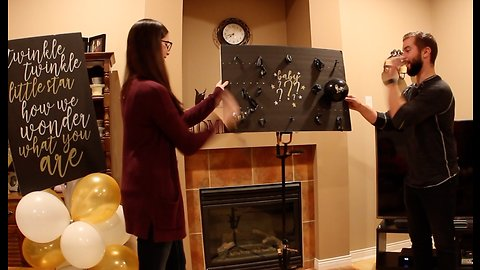 Gender reveal prank ends with a bang