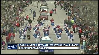 Green Bay Holiday Parade to air on NBC26 - Video