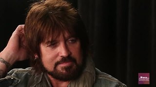 Billy Ray Cyrus talks reinvention with Hunter Kelly | Rare Life - Video