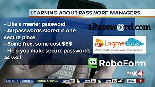 LCSO: Strong passwords online to protect against hackers