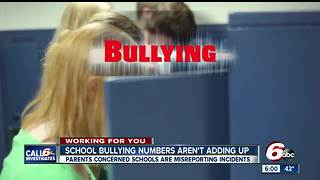 Possible misreporting in bullying incidents concerns parents - Video