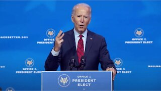 Biden Announces 3-Part Plan To Tackle COVID