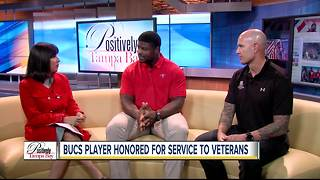 Positively Tampa Bay: Wounded Warriors Project - Video