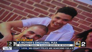 Family of murdered Morgan State University student speak out - Video