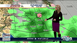 April's First Warning Weather December 7, 2018