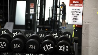 CDC Calling On Gyms To Enforce Stricter Rules