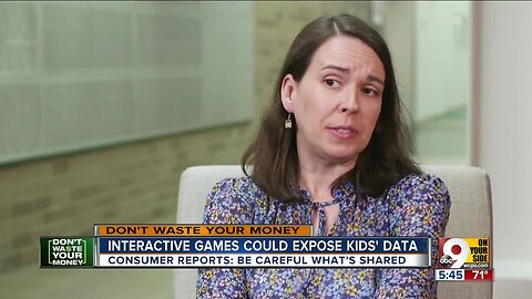 Internet-connected games, toys could expose your kids' data