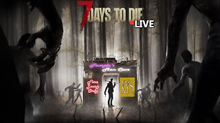 7 Days To Die | Live Stream | Shadow Play Test