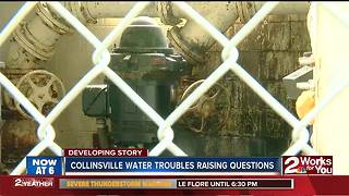 Collinsville water troubles raising questions among neighbors - Video