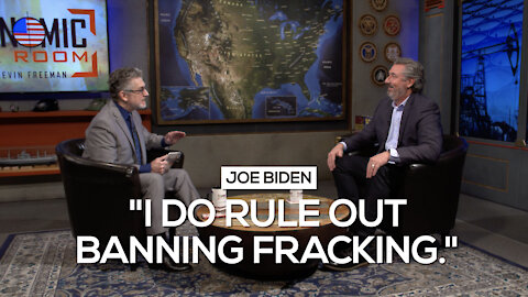Biden Promised to Ban Fracking – What he really did is hurt the American People