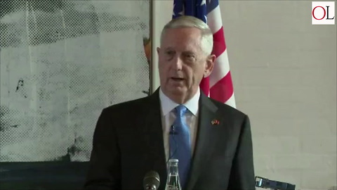 Secretary of Defense Mattis Becoming More Isolated in WH?