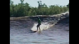 Guys Surf Down Amazon River - Video