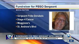 Fundraiser for PBSO sergeant - Video