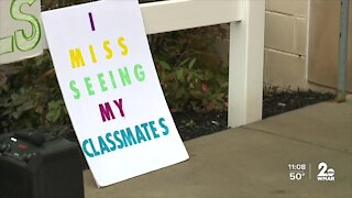 New virus restrictions weigh heavy on parents, kids in Harford County