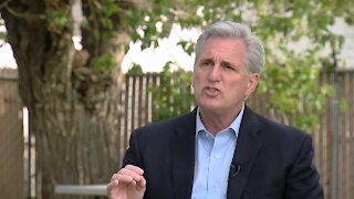 23ABC Interview: US Representative Kevin McCarthy (23rd District)