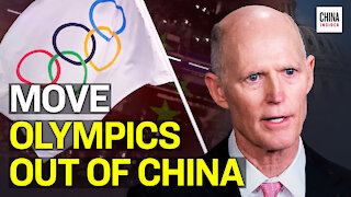 Republican Senators Urge for Relocation of Beijing 2022 Winter Olympics | Epoch News | China Insider