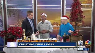 Christmas dinner ideas - Video
