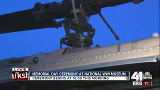 Memorial Day events at the WWI Museum and Memorial - Video