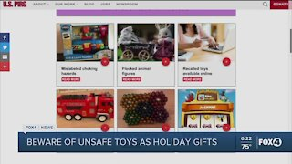 Online holiday shopping: the good and the bad