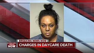 Milwaukee woman charged in death of 7-week-old baby at her daycare - Video