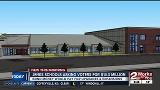 Jenks Schools asks for $14.3 million in upcoming election