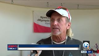 Palm Beach Special Olympics send off - Video