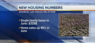 New housing numbers