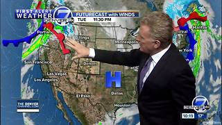 Warmer days are on the way for Denver! - Video