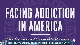 Report: 1 in 7 will have suffer from addiction - Video
