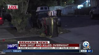 36-year-old man fatally shot in West Palm Beach - Video