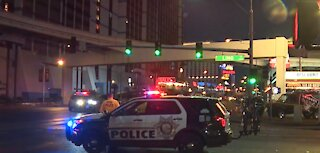 Vegas police, county officials discuss recent crime uptick on Strip