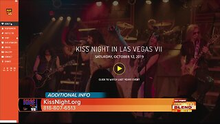 'Kiss Night' In Las Vegas VII