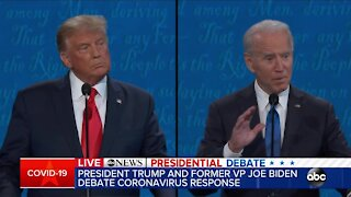 News 5's John Kosich breaks down the second and final presidential debate