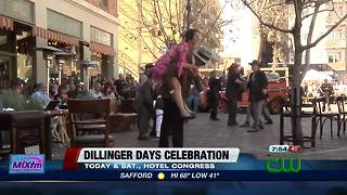 Dillinger Days kicks off this weekend for family fun - Video