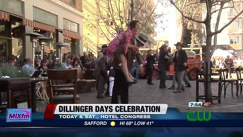 Dillinger Days kicks off this weekend for family fun