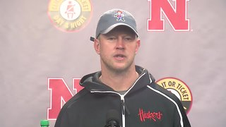 Scott Frost Monday Press conference ahead of Bethune Cookman