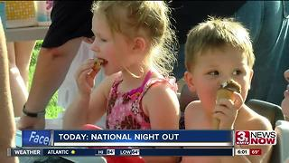 National Night Out preview, Aug. 1 - Video