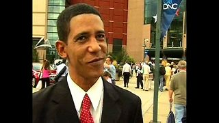 Obama Lookalike - Video