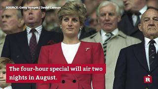 Princess Diana prime-time special - Video