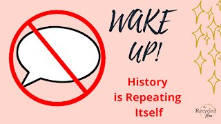 Wake Up Christian! | History is Repeating Itself