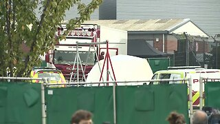 39 Bodies Found In Truck In Southeast England Are Chinese