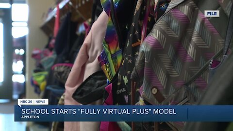 "Appleton Area School District starts ""Fully Virtual Plus"" model"